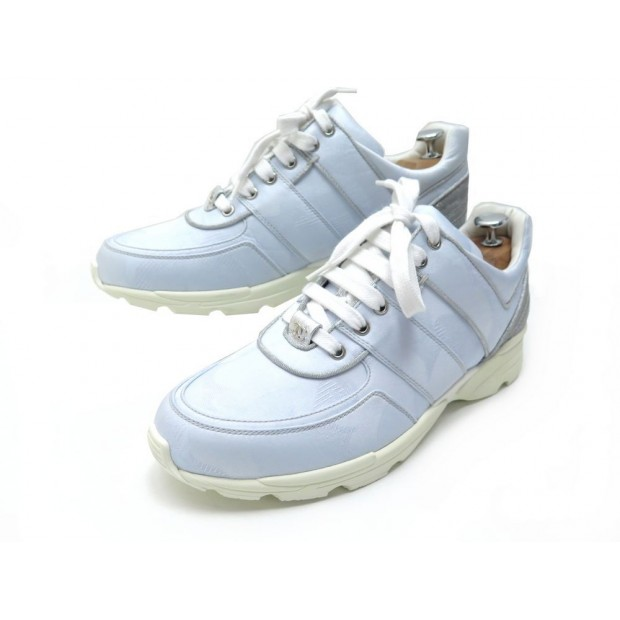 NEUF CHAUSSURES CHANEL G31711 TRAINER SNEAKERS BASKETS