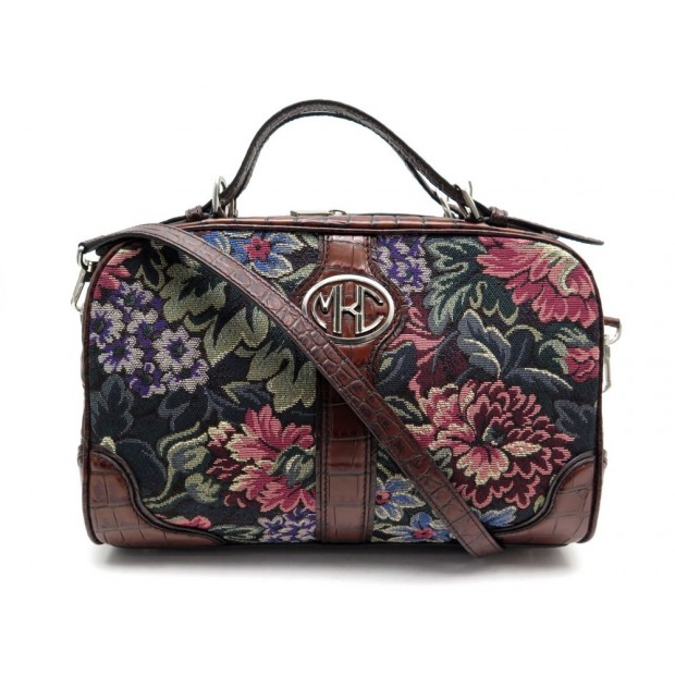 NEUF SAC MICHAEL KORS FLORAL TAPESTRY