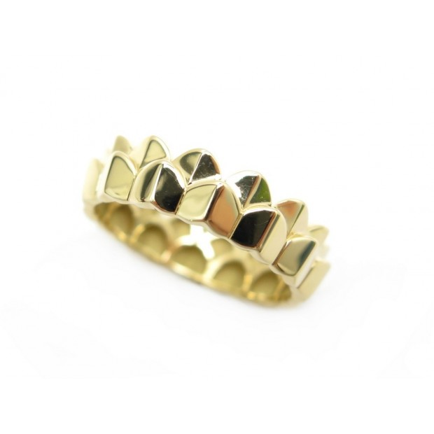BAGUE FRED ILE D OR OR JAUNE