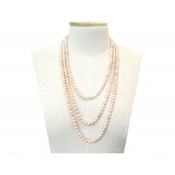 COLLIER SAUTOIR TIFFANY AND CO PERLES COLLECTION ZIEGFELD 200 CM