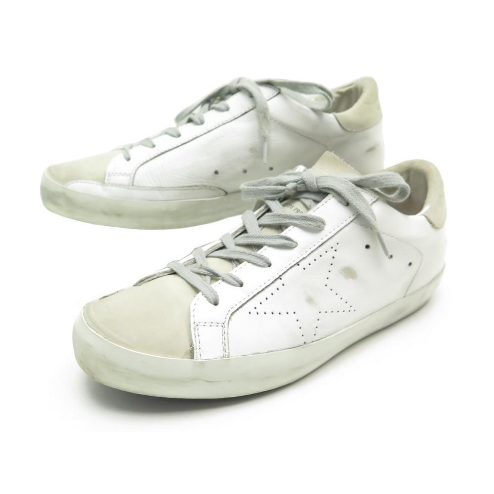 chaussures golden goose superstar 39