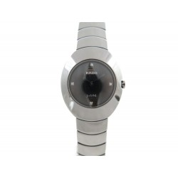 MONTRE RADO OVATION JUBILE 153.0495.3 FEMME QUARTZ ACIER 25 MM STEEL WATCH 1580€