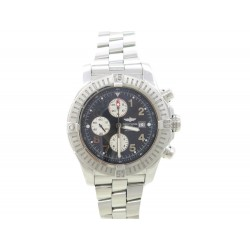 MONTRE BREITLING SUPER AVENGER A13370 CHRONOGRAPH 48 MM AUTOMATIQUE ACIER 5700€