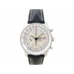 MONTRE BREITLING A24322 GMT NAVITIMER WORLD CHRONOGRAPHE 46 MM AUTOMATIQUE 6460€