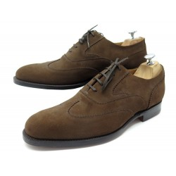 NEUF CHAUSSURES CHURCH S KENTFORD RICHELIEU DAIM 9F 43