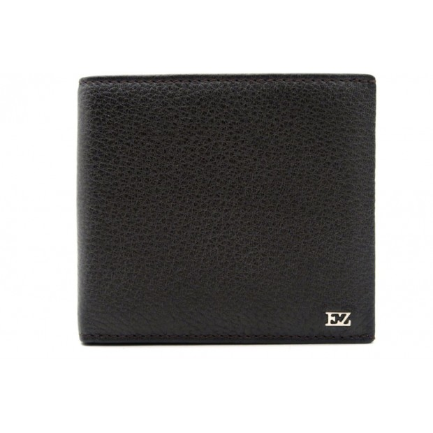 NEUF PORTEFEUILLE ZEGNA CUIR