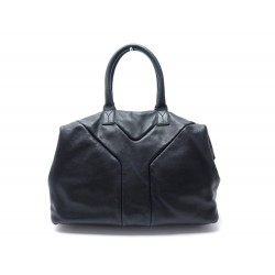 SAC A MAIN SAINT LAURENT EASY CUIR NOIR