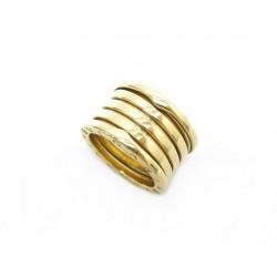 BAGUE BULGARI B ZERO 1 356383 T53 EN OR JAUNE 18K + ECRIN YELLOW GOLD RING 2650€