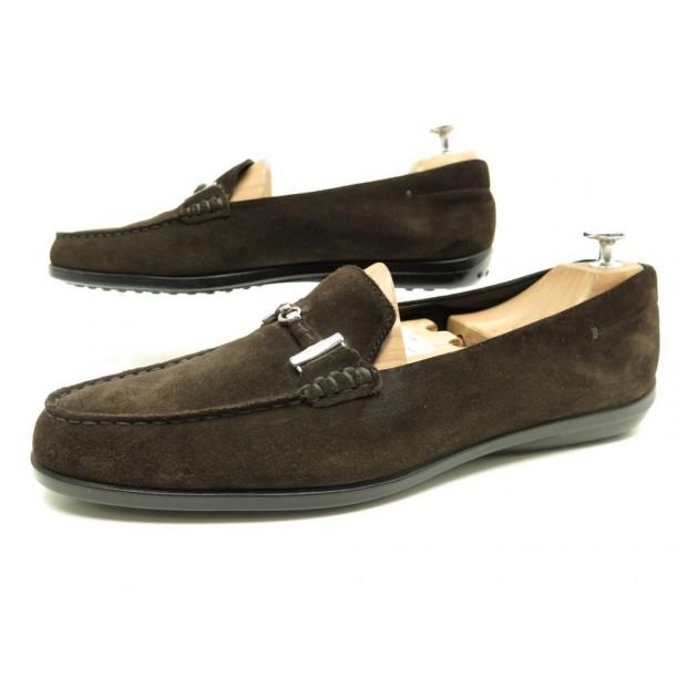 chaussures tod s city gommino 41 mocassins femme veau 91bd8e089c7d
