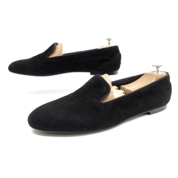 design intemporel meilleure sélection marque populaire chaussures tod's 41.5 mocassins femme en daim