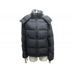 MANTEAU BURBERRY BRIT DOUDOUNE BLOUSON T36 S EN NYLON NOIR BLACK COAT 980€
