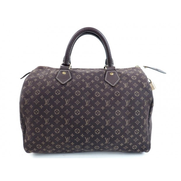 SAC A MAIN LOUIS VUITTON SPEEDY 30 CM MINI LIN