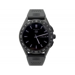 NEUF MONTRE CONNECTEE TAG HEUER SBG8A CONNECTED TITANE SS GARANTIE 2250€