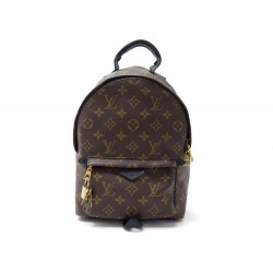 NEUF SAC A DOS LOUIS VUITTON PALM SPRINGS M44871 TOILE MONOGRAM BACKPACK 1680€