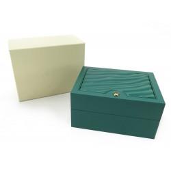 NEUF BOITE DE MONTRE ROLEX 39137.71 OYSTER PERPETUAL DATEJUST CUIR WATCH BOX