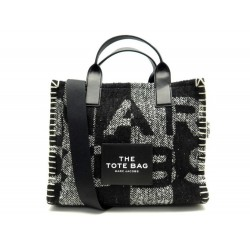 NEUF SAC A MAIN MARC JACOBS THE SMALL TOTE BAG M0016741 BANDOULIERE TWEED 325€