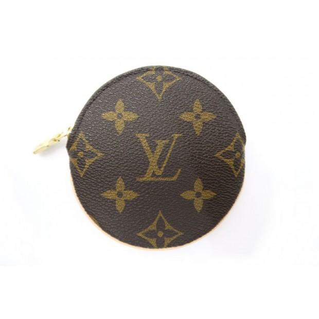 dca59e2d2c0 porte monnaie rond louis vuitton monogram m61926