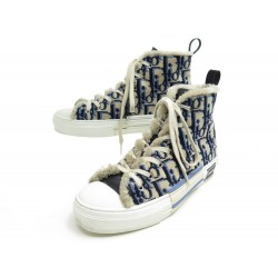 CHAUSSURES CHRISTIAN DIOR BASKETS B23 3SH129ZGT 41 OBLIQUE TAPESTRY SNEAKERS