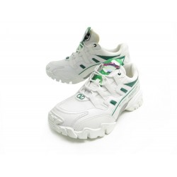 NEUF CHAUSSURES BASKETS VALENTINO X UNDERCOVER CLIMBER 43 BLANC SNEAKERS 1047€