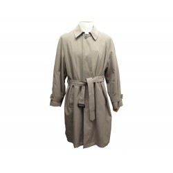 NEUF MANTEAU POLO UNIVERSITY BY RALPH LAUREN TRENCH M 52 42R BEIGE NEW COAT 795€