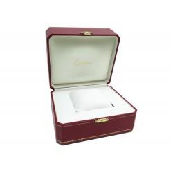 NEUF BOITE POUR MONTRE CARTIER COWA0043 TANK PANTHERE PASHA SANTOS WATCH BOX