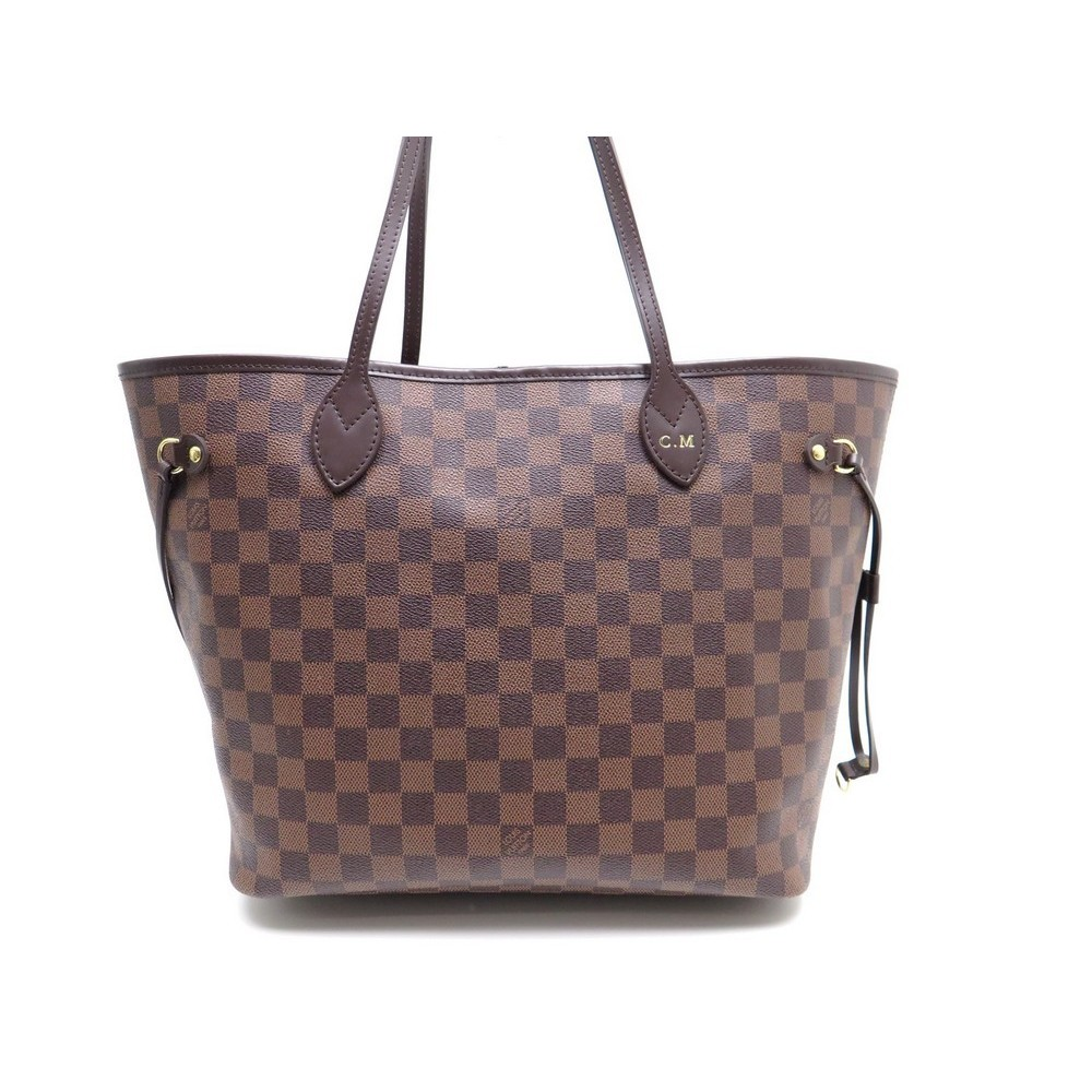 NEUF SAC A MAIN LOUIS VUITTON NEVERFULL MM DAMIER EBENE 945€. Loading zoom 0daf7e8f6dbfd