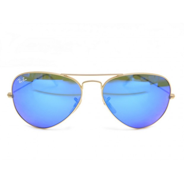 De Ray Aviator Dore Lunettes Ban Soleil Metal Rb 3025 doxBEQrCeW