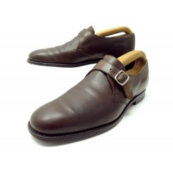 CHAUSSURES CHURCH'S BECKET 8F 42 SOULIERS A BOUCLE MOCASSINS CUIR MARRON 750€