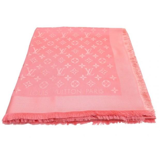 chale louis vuitton m75861 monogram foulard en c54af9ec398