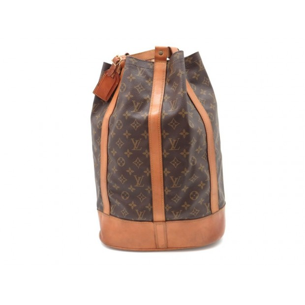 SAC VOYAGE A MAIN LOUIS VUITTON RANDONNEE MONOGRAM