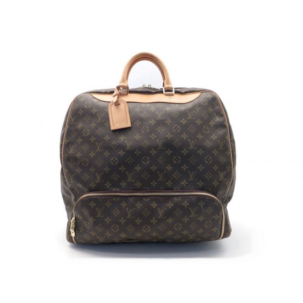 VINTAGE SAC DE VOYAGE A MAIN LOUIS VUITTON PLEIN AIR MONOGRAM