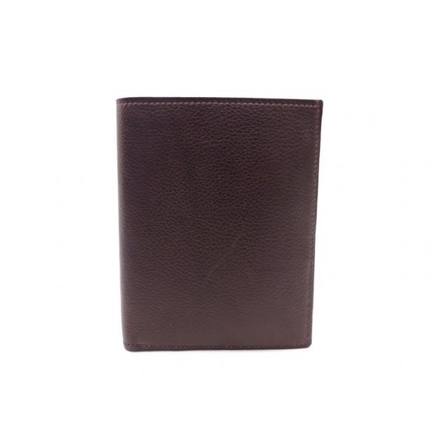 portefeuille hermes porte cartes en cuir togo 034457e7014