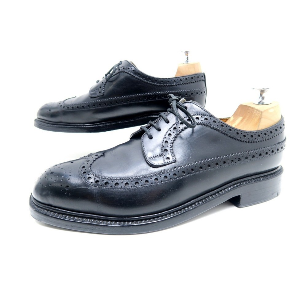 code promo 33f32 408ea chaussures jm weston 576 derby double semelle 6.5d