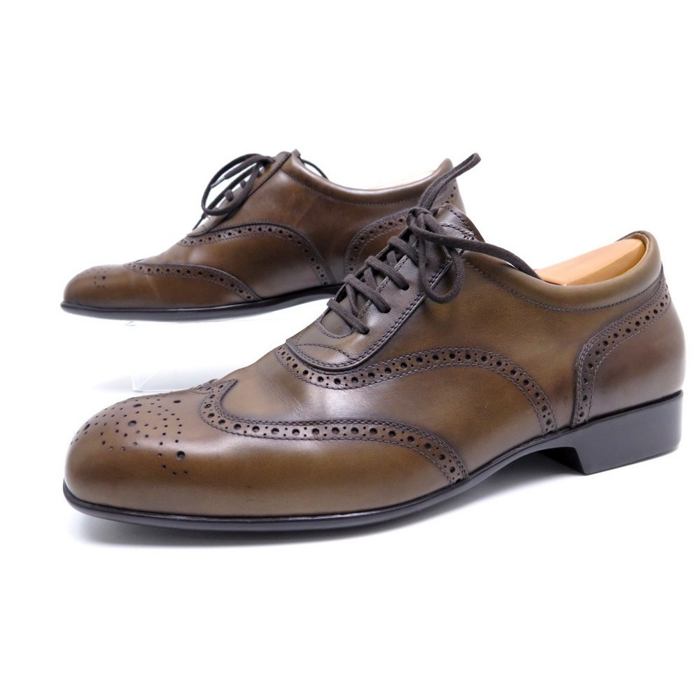 8 5 Cuir Chaussures Jm Richelieu 607 42 Weston 5e doxrCWBe