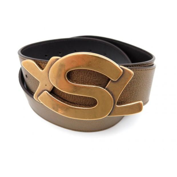 aafd991c0247 Ceinture yves saint laurent cuir dore jpg 620x620 Ysl belt buckle