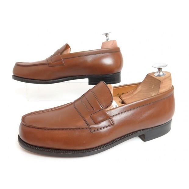 réduction jusqu'à 60% divers design pourtant pas vulgaire chaussures jm weston 6d 40 mocassins 180 en cuir