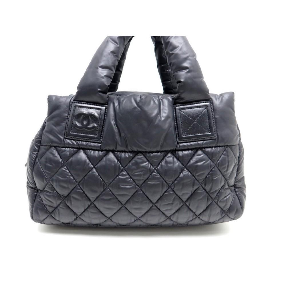 Sac A Main Chanel Coco Cocoon A48619 Cabas 31 Cm