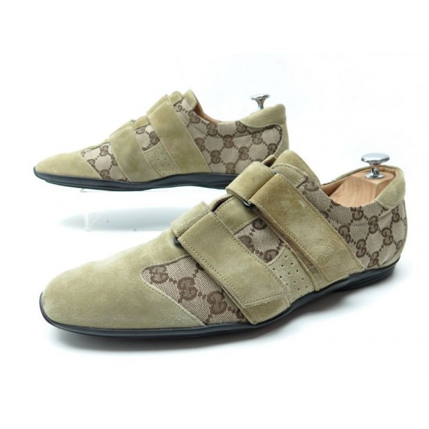 chaussures gucci 091835 43 it 43.5 fr baskets en b300c139a22