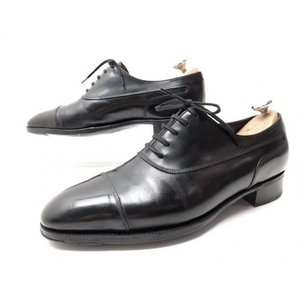 chaussures john lobb stafford 6e 40 richelieu cuir b567ff451b8