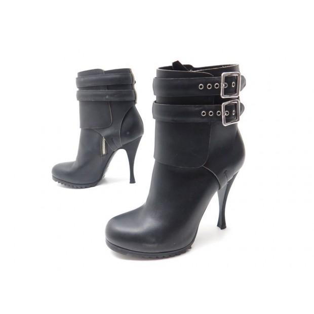 acheter populaire dfa5c e3a5a chaussures balenciaga 229516 bottines 38 cuir