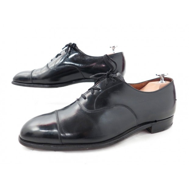 CHAUSSURES CHURCH'S CONSUL 8F 42 LARGE RICHELIEU CUIR SHOES + EMBAUCHOIRS 590€