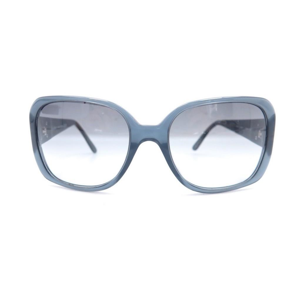 46d72c00f0 lunettes de soleil chanel 5101 bleu etui matelasse