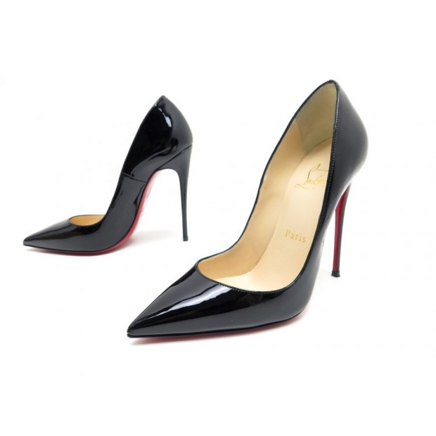 acheter populaire 1721a 789bc chaussures christian louboutin so kate 35.5 escarpins