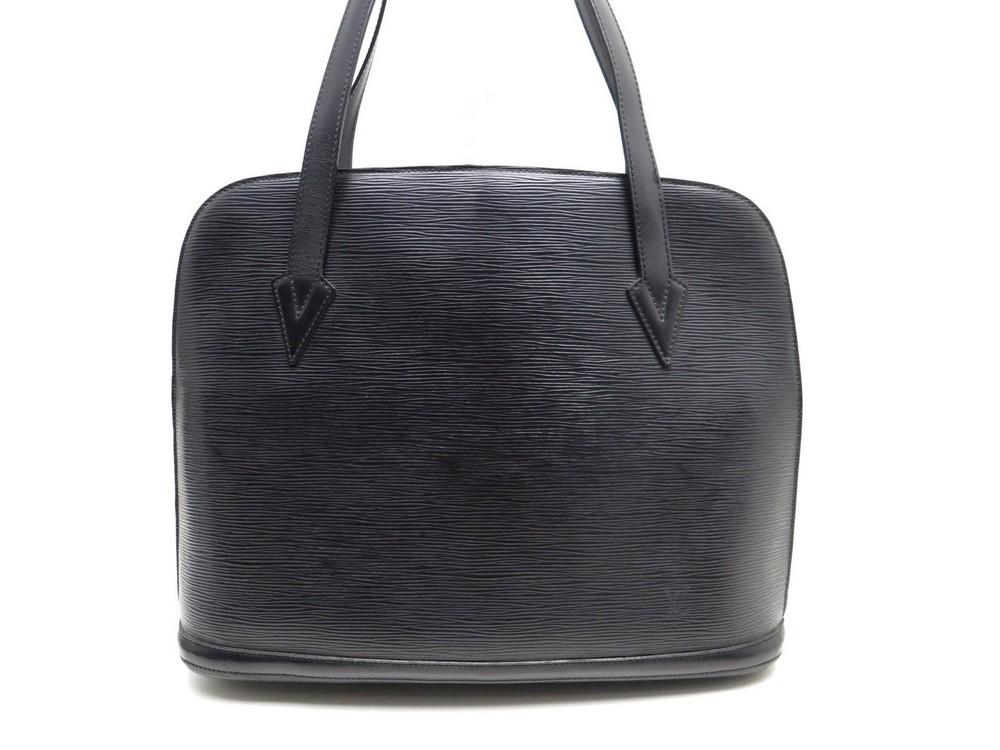 sac a main louis vuitton lussac gm en cuir epi noir 70250333c8f2