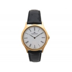 NEUF VINTAGE MONTRE JAEGER LECOULTRE HERAION 112.1.08 34 MM OR GOLD WATCH