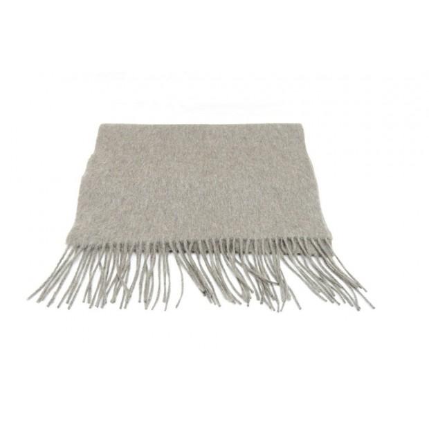 choisissez le dégagement grandes variétés haute qualité echarpe eric bompard classique en cachemire gris