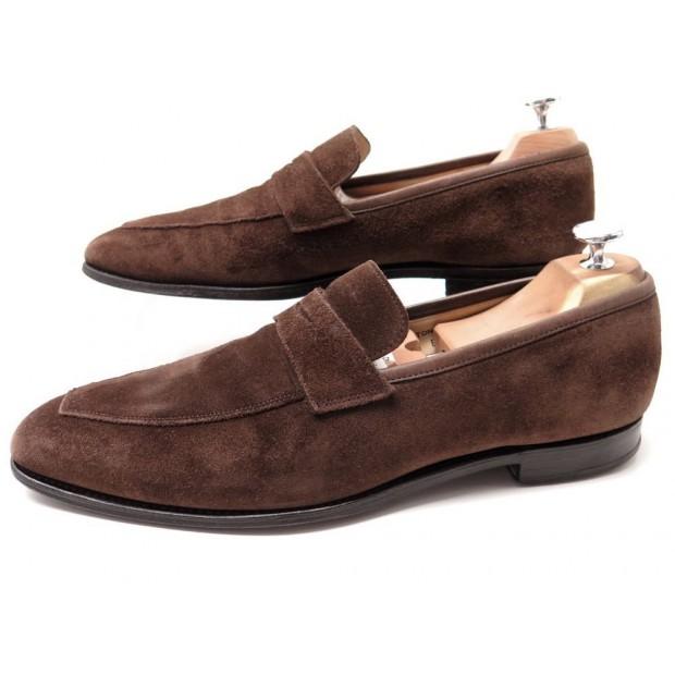1a4099ac1f8 chaussures crockett jones merton mocassins 8e 42