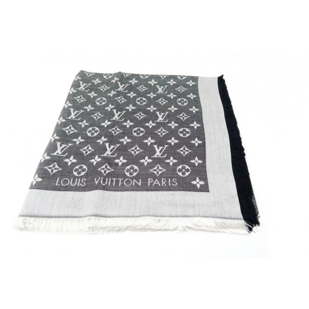 4fc9109ef07c foulard louis vuitton chale monogram denim m71378
