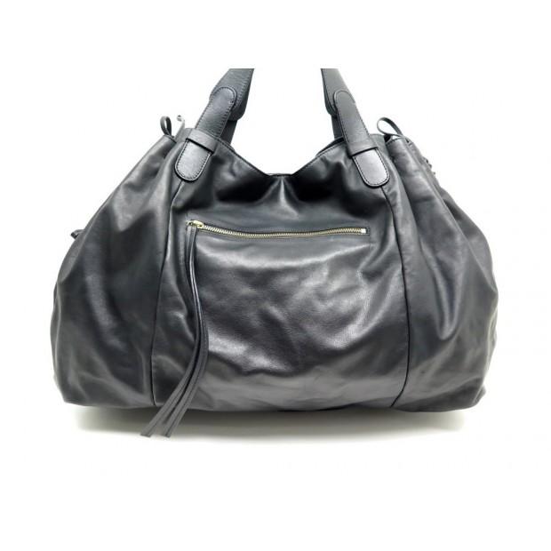 598c01007c6c sac a main gerard darel le 72 gd en cuir noir