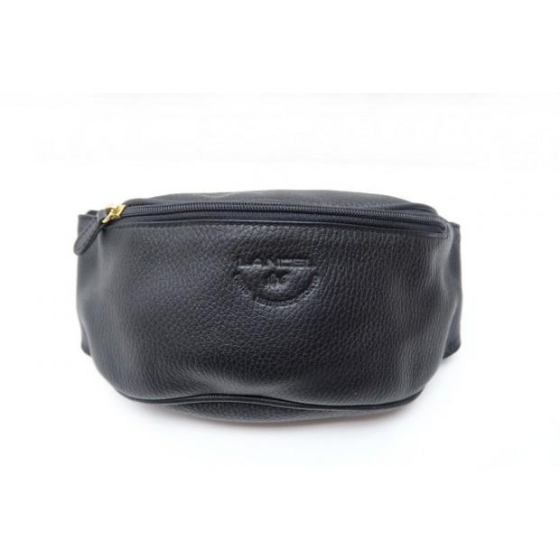 sac a main lancel pochette ceinture banane cuir noir 5c37925e311